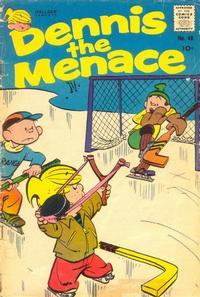 Cover for Dennis the Menace (Hallden; Fawcett, 1959 series) #48