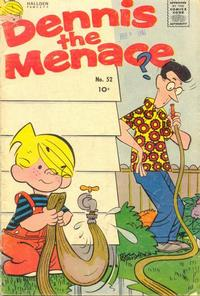 Cover Thumbnail for Dennis the Menace (Hallden; Fawcett, 1959 series) #52