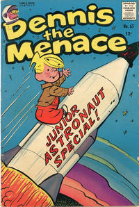 Cover Thumbnail for Dennis the Menace (Hallden; Fawcett, 1959 series) #65