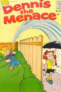 Cover Thumbnail for Dennis the Menace (Hallden; Fawcett, 1959 series) #84