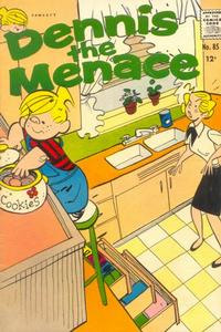 Cover Thumbnail for Dennis the Menace (Hallden; Fawcett, 1959 series) #85