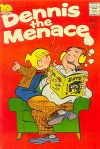 Cover for Dennis the Menace (Hallden; Fawcett, 1959 series) #87