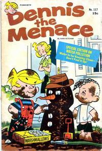 Cover Thumbnail for Dennis the Menace (Hallden; Fawcett, 1959 series) #117