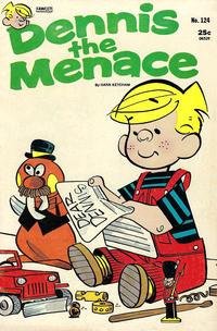 Cover Thumbnail for Dennis the Menace (Hallden; Fawcett, 1959 series) #124
