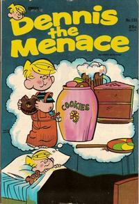 Cover Thumbnail for Dennis the Menace (Hallden; Fawcett, 1959 series) #131