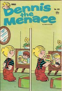 Cover Thumbnail for Dennis the Menace (Hallden; Fawcett, 1959 series) #133