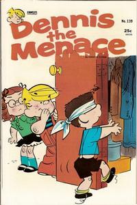 Cover Thumbnail for Dennis the Menace (Hallden; Fawcett, 1959 series) #139