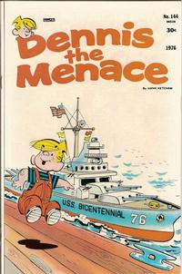 Cover Thumbnail for Dennis the Menace (Hallden; Fawcett, 1959 series) #144