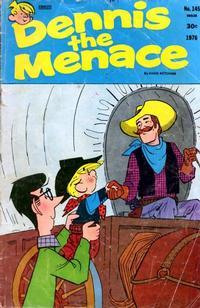 Cover Thumbnail for Dennis the Menace (Hallden; Fawcett, 1959 series) #145