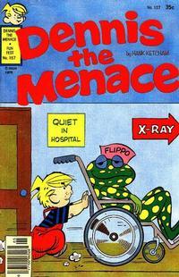Cover Thumbnail for Dennis the Menace (Hallden; Fawcett, 1959 series) #157