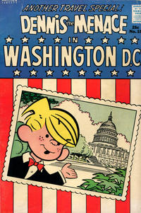 Cover Thumbnail for Dennis the Menace Giant (Hallden; Fawcett, 1958 series) #15