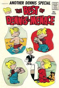 Cover Thumbnail for Dennis the Menace Giant (Hallden; Fawcett, 1958 series) #29 - The Best of Dennis the Menace