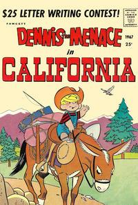 Cover Thumbnail for Dennis the Menace Giant (Hallden; Fawcett, 1958 series) #47