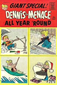 Cover Thumbnail for Dennis the Menace Giant (Hallden; Fawcett, 1958 series) #49