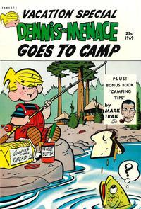 Cover Thumbnail for Dennis the Menace Giant (Hallden; Fawcett, 1958 series) #67