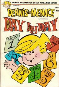 Cover Thumbnail for Dennis the Menace Bonus Magazine Series (Hallden; Fawcett, 1970 series) #80