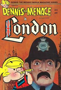 Cover Thumbnail for Dennis the Menace Bonus Magazine Series (Hallden; Fawcett, 1970 series) #88