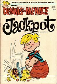 Cover Thumbnail for Dennis the Menace Bonus Magazine Series (Hallden; Fawcett, 1970 series) #94