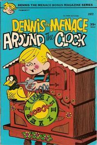 Cover Thumbnail for Dennis the Menace Bonus Magazine Series (Hallden; Fawcett, 1970 series) #107