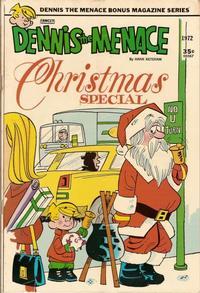Cover Thumbnail for Dennis the Menace Bonus Magazine Series (Hallden; Fawcett, 1970 series) #111