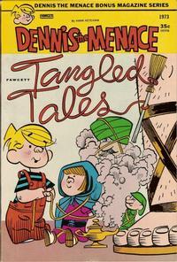 Cover Thumbnail for Dennis the Menace Bonus Magazine Series (Hallden; Fawcett, 1970 series) #113