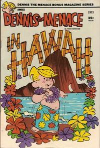 Cover Thumbnail for Dennis the Menace Bonus Magazine Series (Hallden; Fawcett, 1970 series) #114
