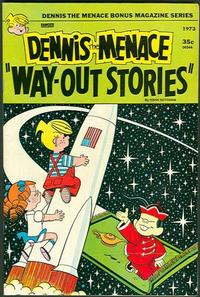 Cover Thumbnail for Dennis the Menace Bonus Magazine Series (Hallden; Fawcett, 1970 series) #121
