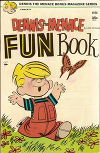 Cover Thumbnail for Dennis the Menace Bonus Magazine Series (Hallden; Fawcett, 1970 series) #138
