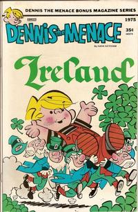 Cover Thumbnail for Dennis the Menace Bonus Magazine Series (Hallden; Fawcett, 1970 series) #143
