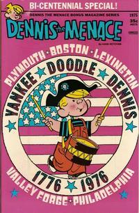 Cover Thumbnail for Dennis the Menace Bonus Magazine Series (Hallden; Fawcett, 1970 series) #145