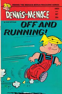 Cover Thumbnail for Dennis the Menace Bonus Magazine Series (Hallden; Fawcett, 1970 series) #161