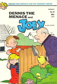 Cover Thumbnail for Dennis the Menace and His Friends Series (Hallden; Fawcett, 1970 series) #14