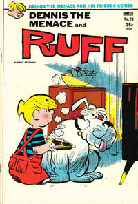 Cover Thumbnail for Dennis the Menace and His Friends Series (Hallden; Fawcett, 1970 series) #23