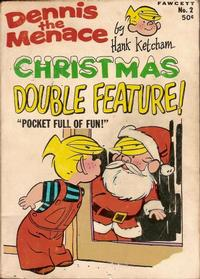 Cover Thumbnail for Dennis the Menace Pocket Full of Fun (Hallden; Fawcett, 1969 series) #2