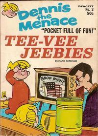 Cover Thumbnail for Dennis the Menace Pocket Full of Fun (Hallden; Fawcett, 1969 series) #3