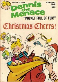 Cover Thumbnail for Dennis the Menace Pocket Full of Fun (Hallden; Fawcett, 1969 series) #6