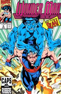 Cover Thumbnail for Wonder Man (Marvel, 1991 series) #5 [Direct Edition]