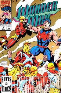Cover Thumbnail for Wonder Man (Marvel, 1991 series) #6 [Direct]