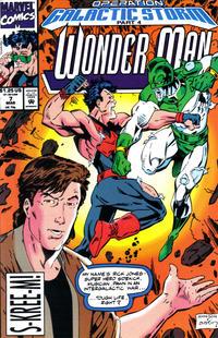 Cover Thumbnail for Wonder Man (Marvel, 1991 series) #7