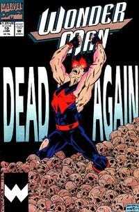 Cover Thumbnail for Wonder Man (Marvel, 1991 series) #10 [Direct]