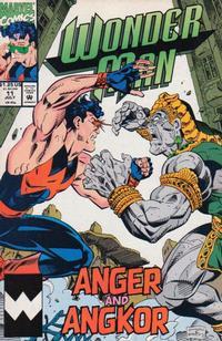 Cover Thumbnail for Wonder Man (Marvel, 1991 series) #11