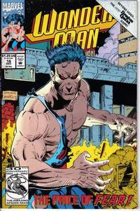 Cover Thumbnail for Wonder Man (Marvel, 1991 series) #16