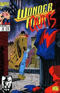 Cover Thumbnail for Wonder Man (Marvel, 1991 series) #18
