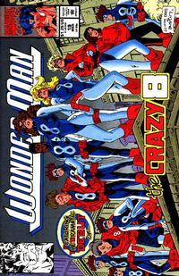 Cover Thumbnail for Wonder Man (Marvel, 1991 series) #19