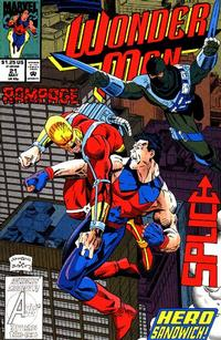 Cover Thumbnail for Wonder Man (Marvel, 1991 series) #21