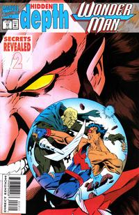 Cover Thumbnail for Wonder Man (Marvel, 1991 series) #23