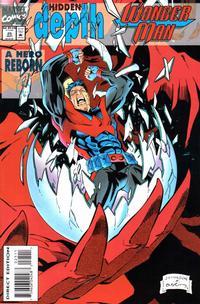 Cover Thumbnail for Wonder Man (Marvel, 1991 series) #25