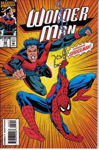 Cover Thumbnail for Wonder Man (Marvel, 1991 series) #28