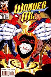 Cover Thumbnail for Wonder Man (Marvel, 1991 series) #29