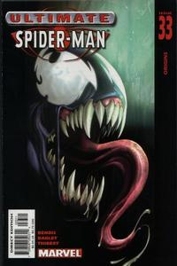 Cover Thumbnail for Ultimate Spider-Man (Marvel, 2000 series) #33